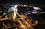 Tur de noapte cu elicopterul si invitati in Bucuresti