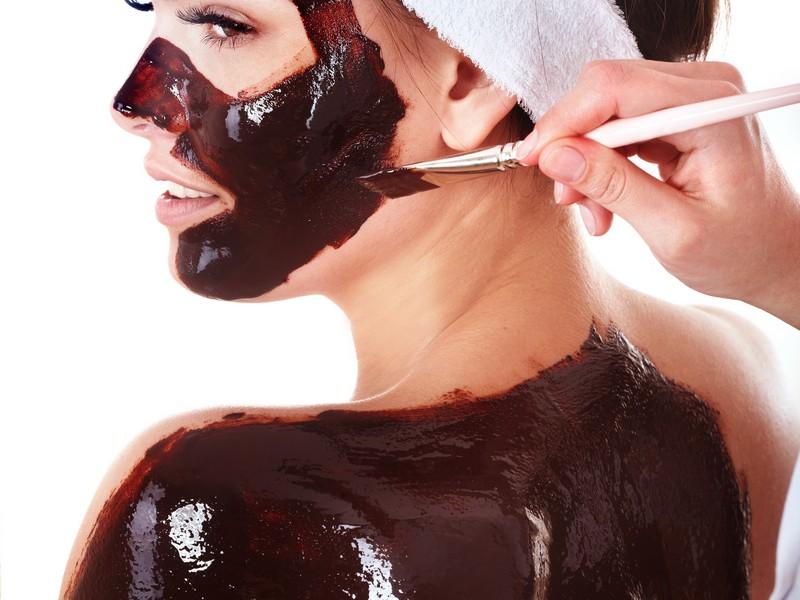Peeling Ciocolata