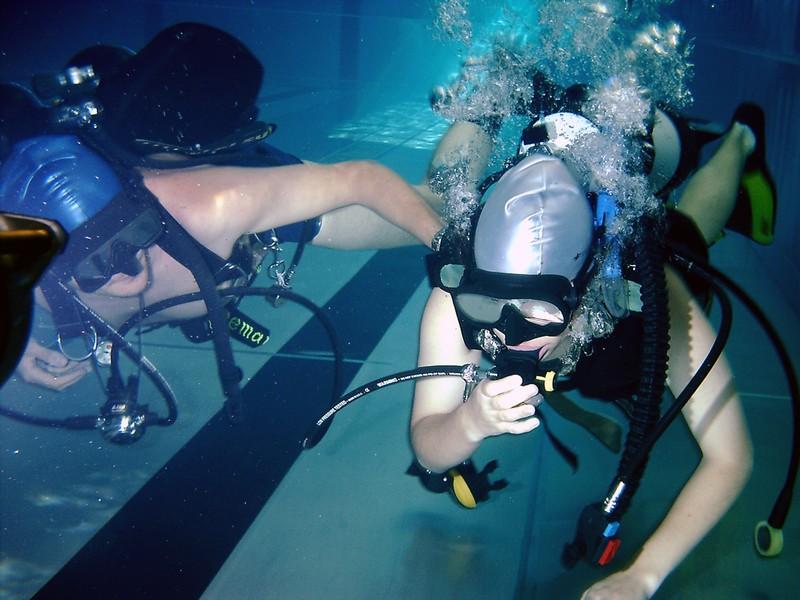 Initiere in scubadiving in Timisoara