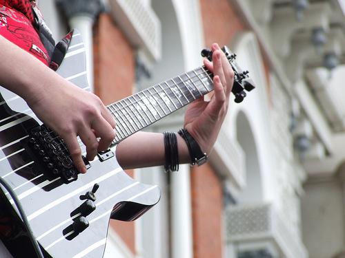 Lectie privata chitara electrica in Cluj-Napoca