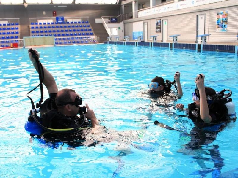 Initiere in scubadiving in Timisoara pentru 2