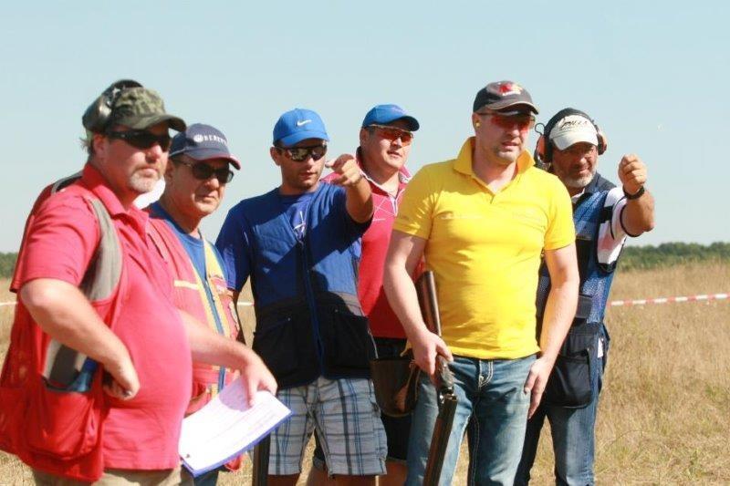 Lectie de initiere in tir sportiv in Satu Mare