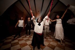 Seara medievala pentru 2 in Poiana Brasov
