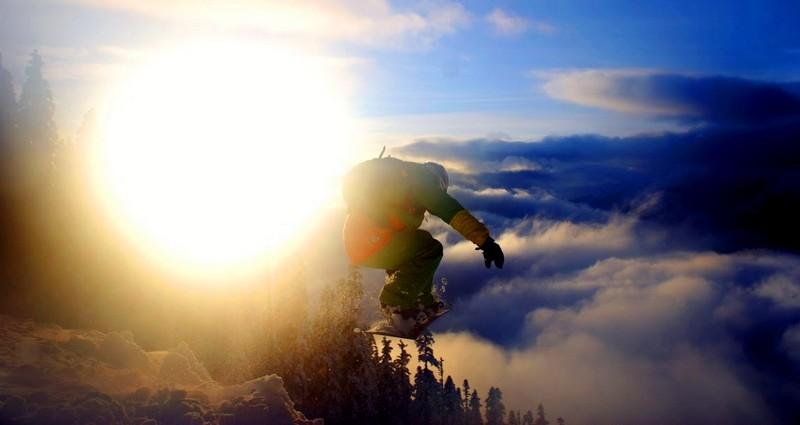 Lectie de initiere in snowboard in Cluj-Napoca