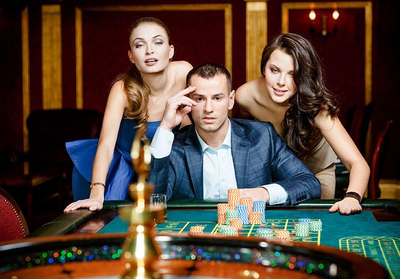 casino man