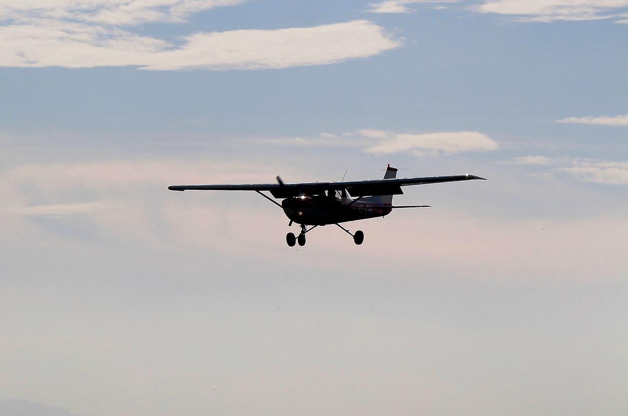 Lectie de zbor cu avionul in Satu Mare