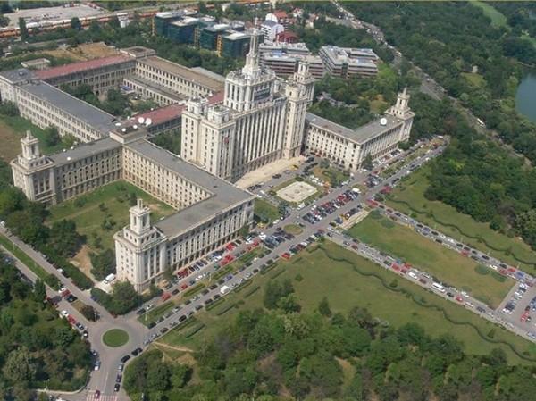 Survol VIP cu elicopterul in Bucuresti