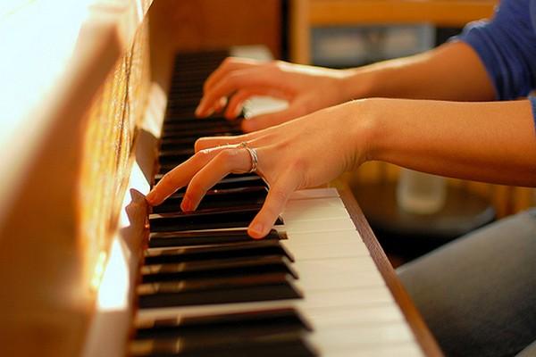Lectie privata pian in Cluj-Napoca
