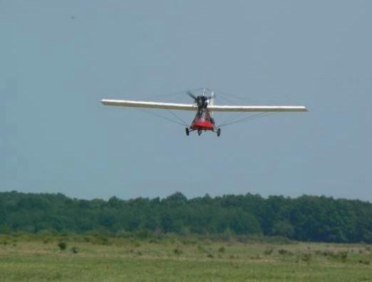 Lectie de zbor cu avionul  in Drobeta Turnu Severin