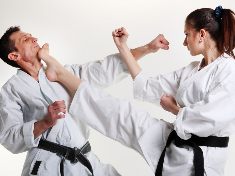Initiere in karate in Bucuresti