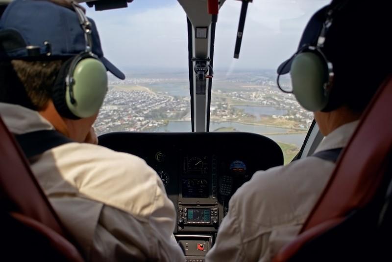 Lectie de zbor cu avionul in Roman