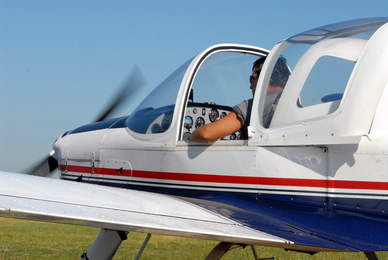 Lectie de zbor cu avionul in Iasi