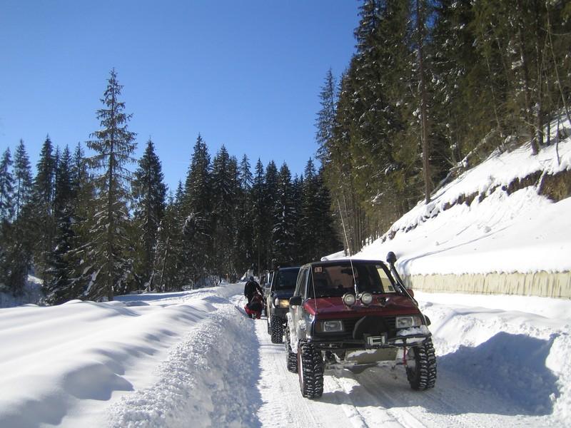 Lectie de off-road pentru 2 in Cluj-Napoca