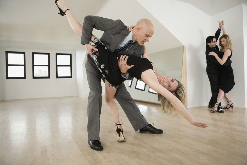 Lectie de tango pentru cupluri in Turda