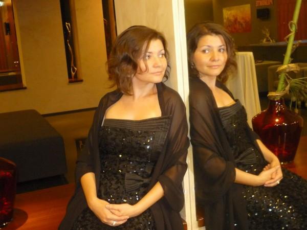 Telegrama muzicala soprana in Oradea