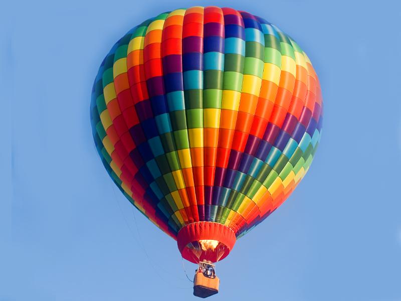 Zbor cu balonul in Timisoara pentru 2