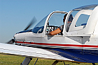 Lectie de zbor cu avionul in Piatra Neamt