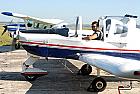 Lectie de zbor cu avionul si invitati in Oradea