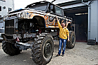 Plimbare cu Monster Truck - Descopera puterea bestiei