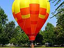 Lectie de zbor cu balonul in Bucuresti