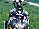 Tur cu elicopterul din Brasov la castelele Bran si Peles