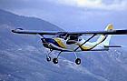 Lectie de zbor cu avionul in Buzau