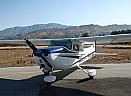 Lectie de zbor cu avionul si invitati in Constanta
