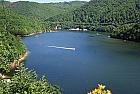 Plimbare cu canoe pe Lacul Tarnita