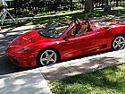 Testeaza o masina Ferrari