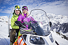 Snowmobil - Experienta pentru 2 in Brasov