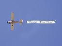 Sky banner! Mesaj pe cer in Galati