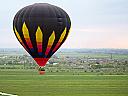 Lectie de zbor cu balonul in Timisoara