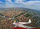 Survol de placere cu avionul in Roman