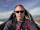 Primul zbor cu planorul in Bucuresti