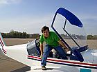 Survol de placere cu avionul pentru 2 in Bucuresti