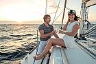 Plimbare romantica pe mare
