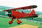 Zbor cu biplanul de epoca pentru 2  in Bucuresti