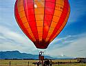 Zbor cu balonul in Timisoara