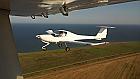 Survol de placere cu avionul la Marea Neagra