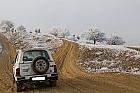 Lectie de off-road in Moldova pentru grupuri