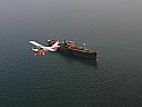Survol de placere cu avionul in Constanta