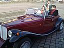 Lectie de condus masina de epoca in Brasov