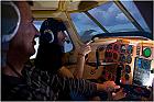 Experienta de zbor pe simulatorul unui avion in Chisinau