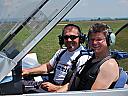 Lectie de zbor cu avionul in Brasov