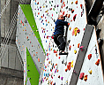 Climbing indoor in Bucuresti