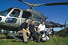 Heli golf in Bucuresti