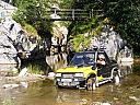 Lectie de off-road in Targu Jiu