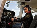 Lectie de zbor cu avionul si invitati in Turda