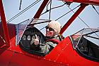Zbor cu biplanul de epoca in Bucuresti