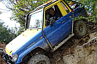 Lectie de off-road in Bistrita